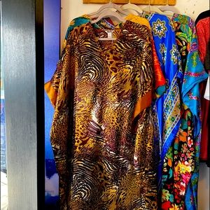 NWOT KAFTANS ONE SIZE FITS MOST